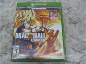DRAGONBALL XENOVERSE FOR XBOX ONE